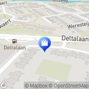 Kaart Geest C 1000 Voordeelmarkt Van Sliedrecht, Nederland