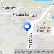 Kaart Sijmen-Interieur Dirkshorn, Nederland