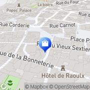 Carte de Streetball Store Avignon, France