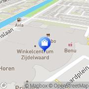 Kaart Stoop Drogisterij Parfumerie Uithoorn, Nederland