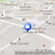 Carte de Kid Cool Mâcon, France