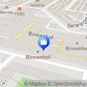Kaart Jack and Jones Amstelveen Amstelveen, Nederland