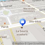 Kaart Voor de Wind Interieur Amsterdam, Nederland