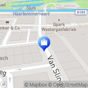 Kaart Antiekbeurs Amsterdam 700 Amsterdam, Nederland
