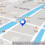 Kaart Yucca Amsterdam, Nederland