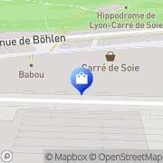 Carte de JD Sports Vaulx-en-Velin, France
