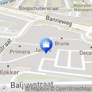 Kaart Trends Mode Accessoires Gorinchem, Nederland