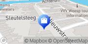 Kaart Gaastra Bekleidung für Damen Weesp, Nederland