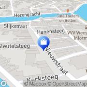 Kaart Fallati Weesp, Nederland