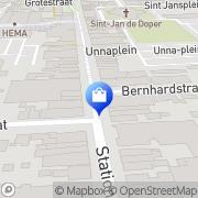 Kaart Non Solo Waalwijk, Nederland