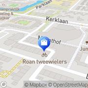 Kaart Verbruggen Drogisterij Kortenhoef, Nederland