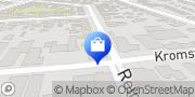 Kaart Unisono Blaasinstrumenten Kerkdriel, Nederland