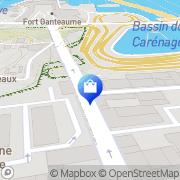 Carte de Iad Marseille, France