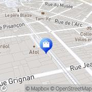Carte de Laureat Marseille, France