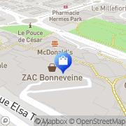 Carte de SFR Marseille, France