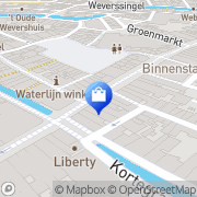 Kaart Ecco Shop Amersfoort, Nederland