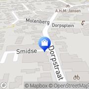 Kaart Apotheek Maasdonk Geffen, Nederland