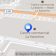 Carte de Petit Bateau Marseille, France