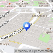 Carte de Meubles Duval Lons-le-Saunier, France