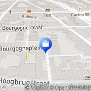 Kaart Gisela Douwes Pianolerares Maastricht, Nederland