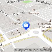 Kaart It Fits Damesmode Heerenveen, Nederland