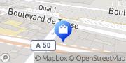 Carte de VIVA SAMBA MADININA Toulon, France