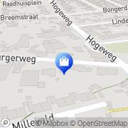 Kaart ID Hats Voerendaal, Nederland