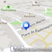 Carte de Digital Vittel, France