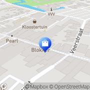Kaart Shoetime Boxmeer, Nederland
