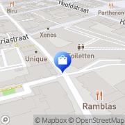 Kaart DiDi Fashion Apeldoorn, Nederland