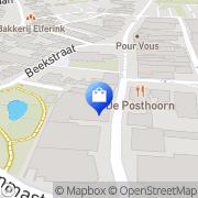 Kaart HEMA Epe Epe, Nederland