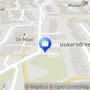 Kaart Willemsen Tabaksspeciaalzaak G Th Apeldoorn, Nederland
