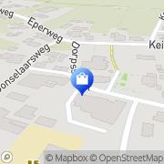 Kaart Spar Tessemaker Oene, Nederland