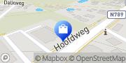 Kaart Pijnappel Damesmode Klarenbeek, Nederland