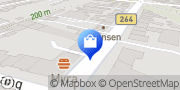 Karte Netto Filiale Aachen, Deutschland