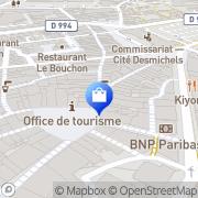 Carte de Cannelle Gap, France