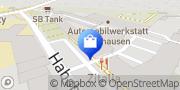 Karte PENNY-Markt Discounter Aachen, Deutschland