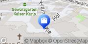 Karte WMF Aachen, Deutschland