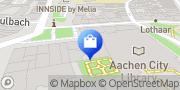 Karte Sporthaus Drucks GmbH & Co. KG Aachen, Deutschland