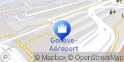 Carte de Swatch Genève Airport Airside Le Grand-Saconnex, Suisse