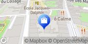 Map VISIBITS Carouge (GE), Switzerland