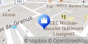 Carte de GSMSHOP One Genève, Suisse