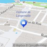 Carte de Davidoff of Geneva Genève, Suisse
