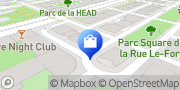 Carte de Institut de Beauté Petit Palais Genève, Suisse