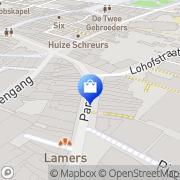 Kaart Beek Van Heyster Voetspeciaal Center Van Venlo, Nederland