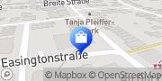 Karte Netto Filiale Baesweiler, Deutschland