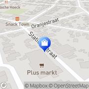 Kaart Towear Wehl, Nederland