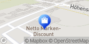 Karte Netto Filiale Stolberg, Deutschland