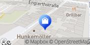 Karte Apollo-Optik Eschweiler, Deutschland