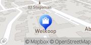 Kaart Welkoop Laren Laren, Nederland